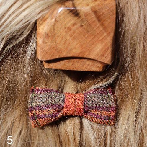 Bow Tie - Auburn Tweed