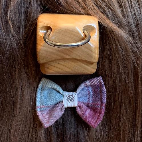 Tweed Bow Tie - Bonbon