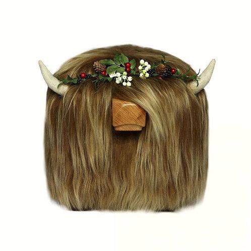 Mistletoe Wishes Hair Band