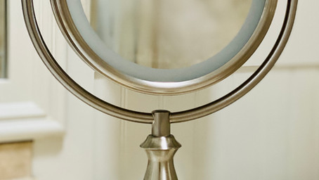 Magnificent magnifying mirrors