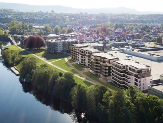 Termoenergi utfører Bygningsfysisk prosjektering Herkules Park Skien