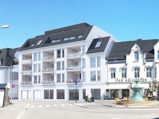 Termoenergi: Utfører Bygningsfysisk prosjektering Chr. Hvidts Plass Sandefjord (UTSOLGT)