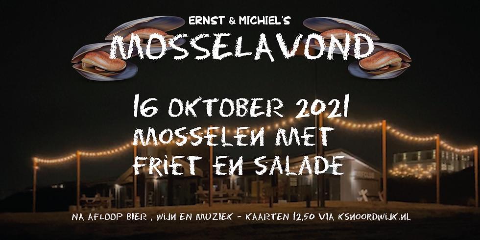 Ernst & Michiels Mosselavond!