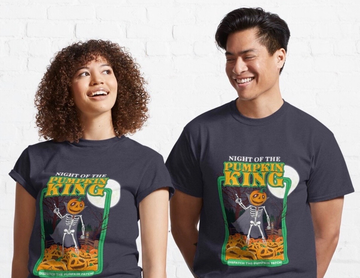 Night of The Pumpkin King (product image)