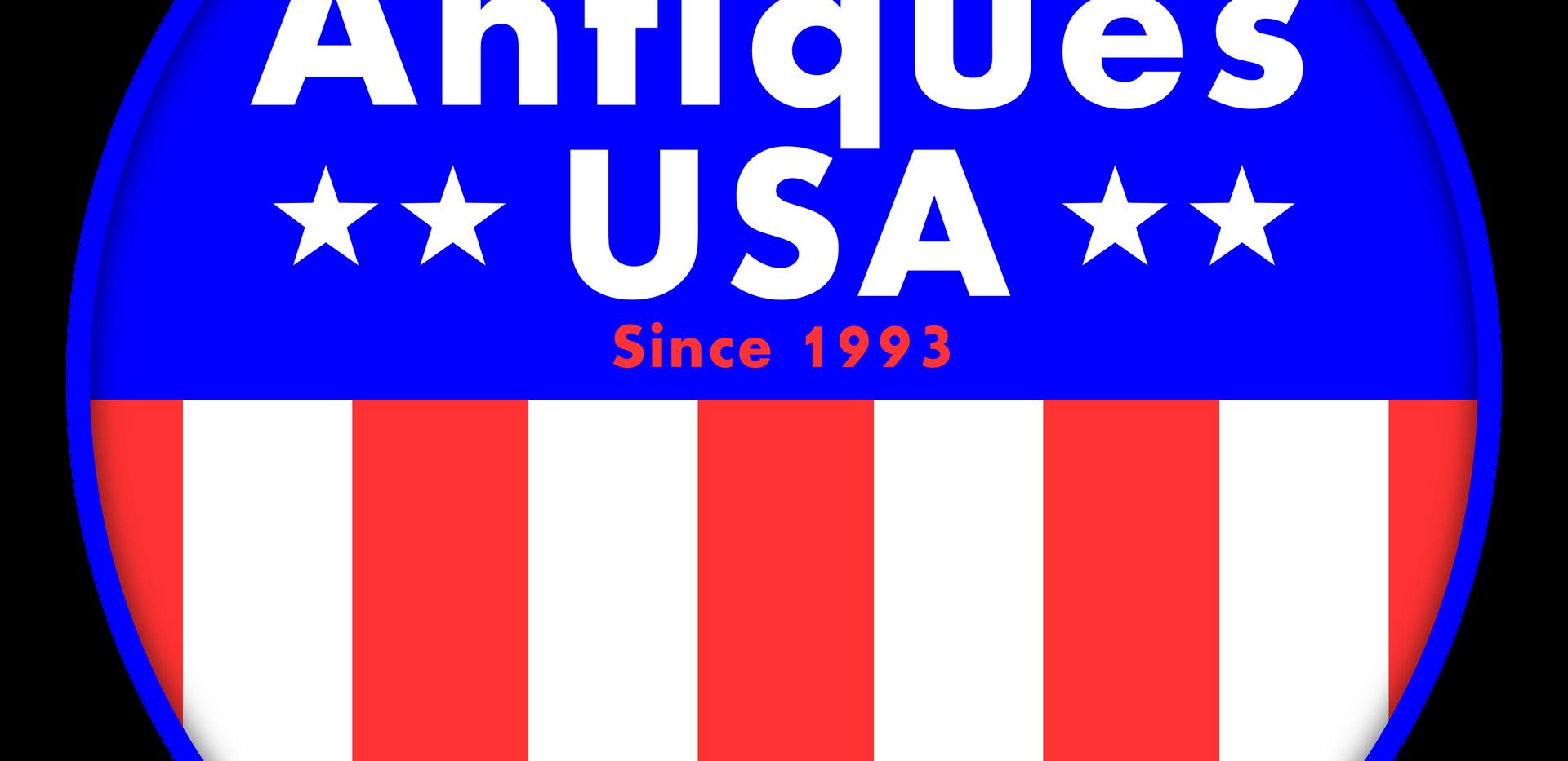 Antiques USA Logo