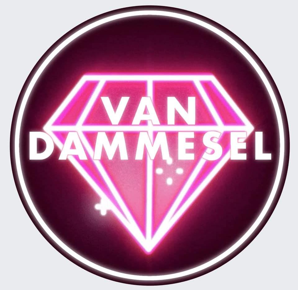 VAN DAMMESEL Band Logo 1