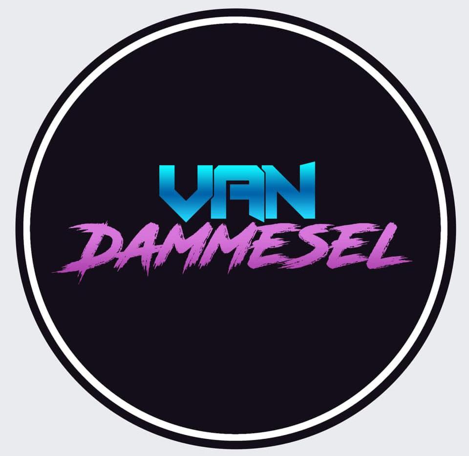 VAN DAMMESEL Band Logo 3