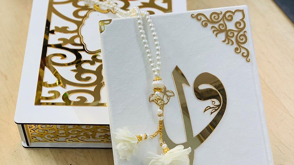 Quran set with special box
