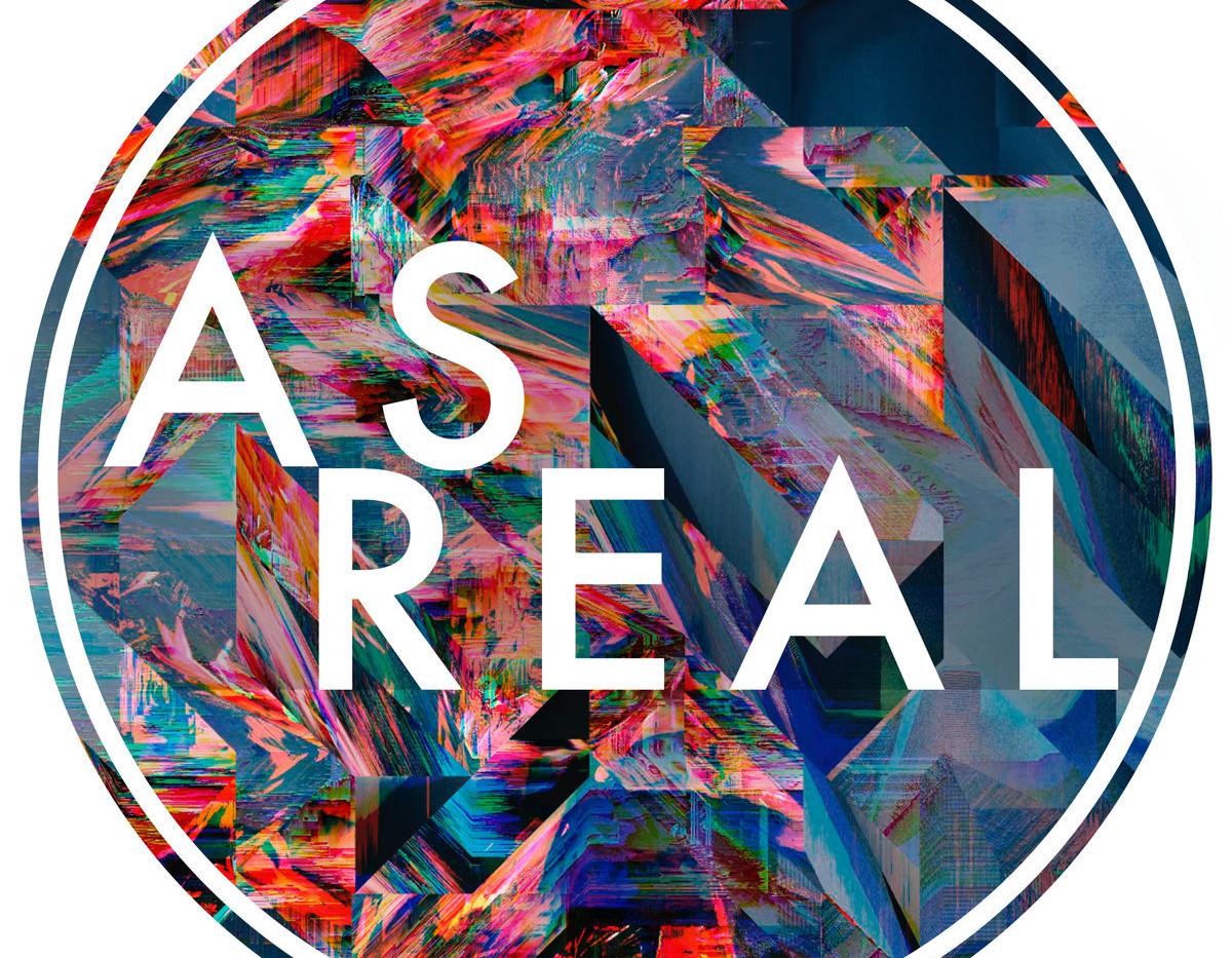 As Real Band Logo