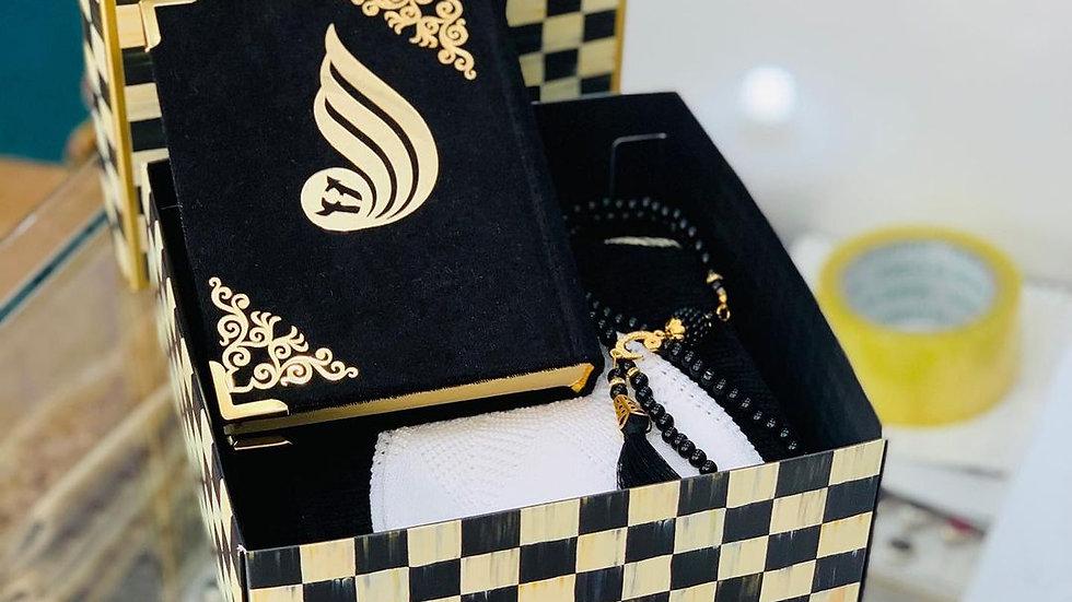 Arabic Quran Set, Arabic tasbeeh quraan set, Islamic Gifts