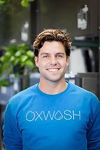Dr Kyle C Grant OXWASH Headshot - Kyle G