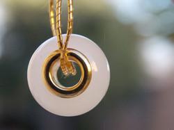 """""""Liquid Gold"""" Euro Bead $80"""