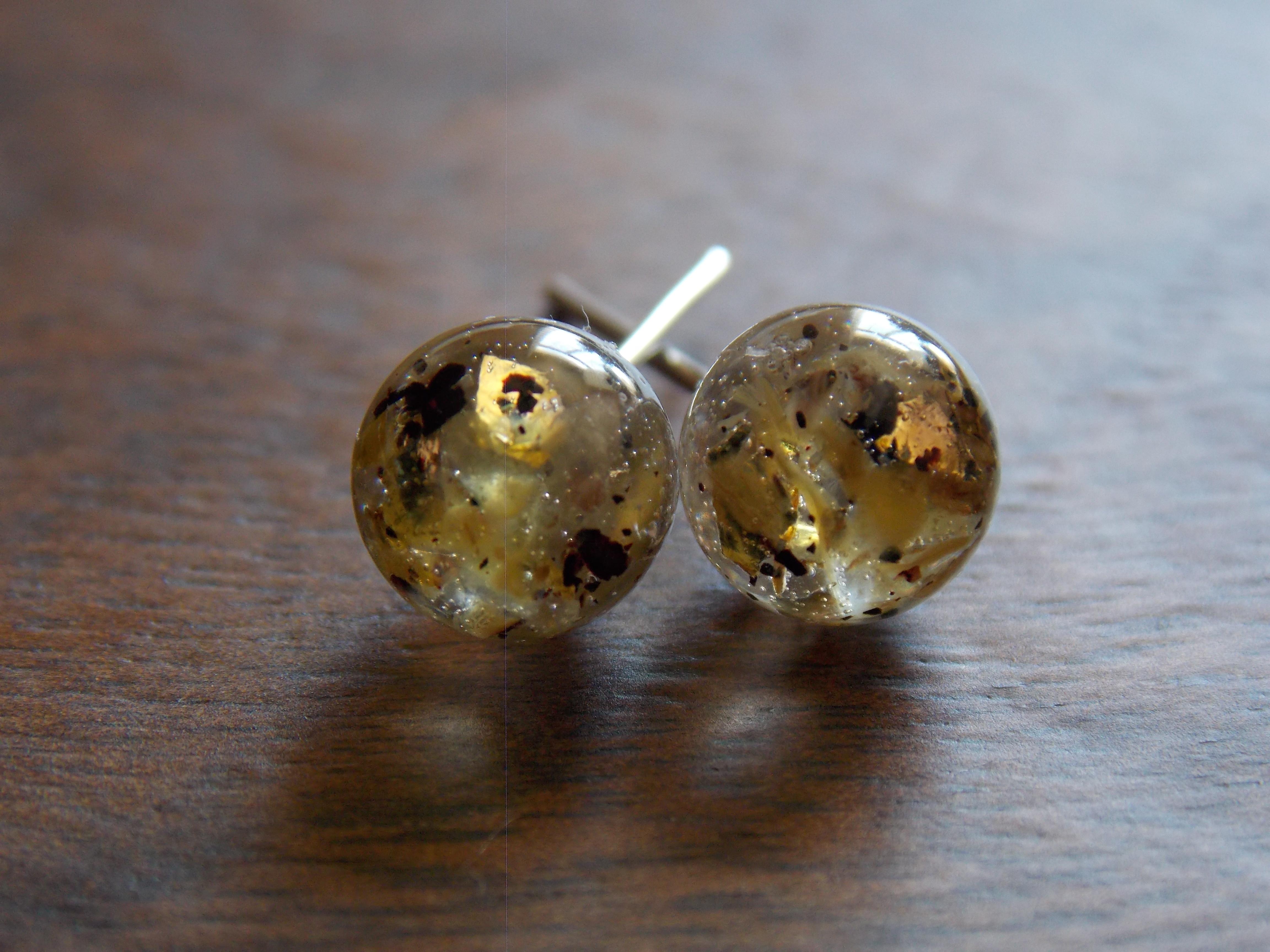 Inclusion Earrings $40 (pair)
