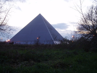 Up to a Point – Pyramids in Britain