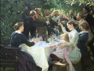 Nordic Pioneers: Scandinavian Painters, 1880 - 1920