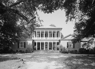 Plantation Houses of the American South