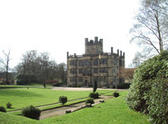 Lancashire, Gawthorpe Hall and Browsholme Hall