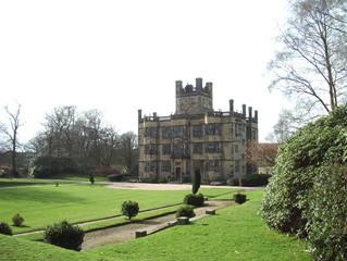 Lancashire, Gawthorpe Hall and Browsholme Hall