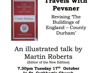 An illustrated talk by Martin Roberts