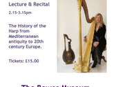 Sarah Deere-Jones Lecture & Recital