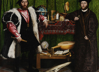 The Mystery of Holbein's Ambassadors