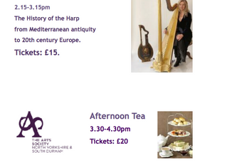 50th Anniversary Lecture & Afternoon Tea