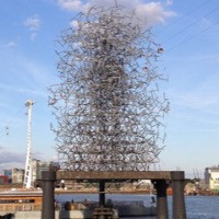 Mon 19-Apr-2021 at 6.30pm. Fresh Encounters: Contemporary Sculpture and the Public Space