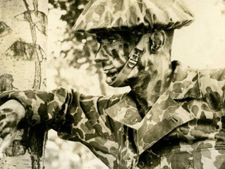 Not just Smoke and Mirrors - The Magical Art of Camouflage in Warfare