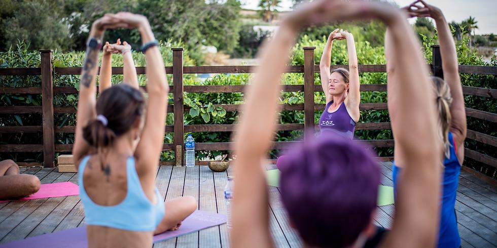 Multi-style Yoga Holiday - 440 euros