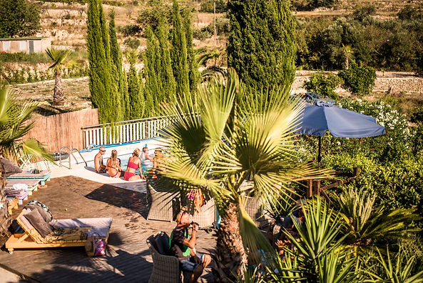 Venue for weddings, retreats & holidays Spain