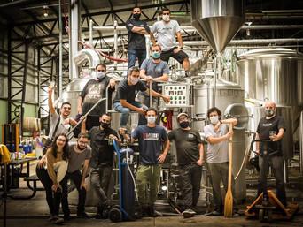 Manos al Sur: Cerveza Solidaria