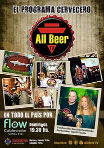 all beer tv