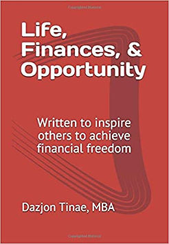 Life Finances & Opportunity