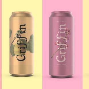 Sidra Griffin se renueva y lanza sus nuevos diseños de latas