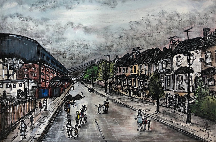 'Holmesdale Road'