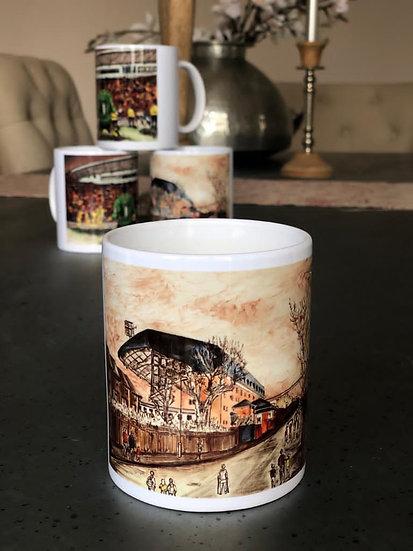 'Winter at Selhurst' mug