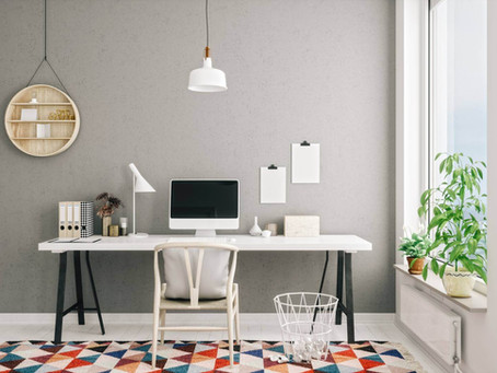 How To Spice Up Your Home Office This Phase 2: Heightened Alert Season