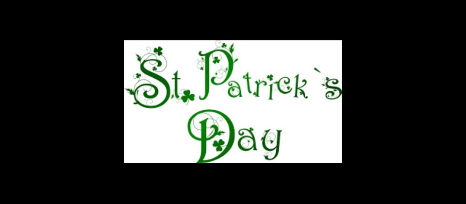 S. Patrick's Day Graphic