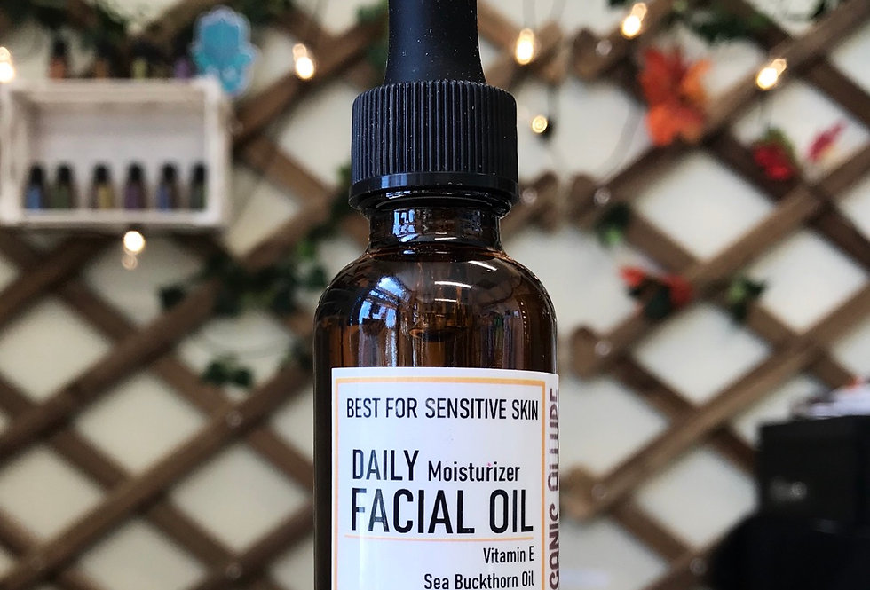 Skin food Daily Moisturizer Facial Oil (unscented)