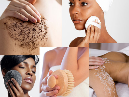 How does exfoliation benefit your skin?