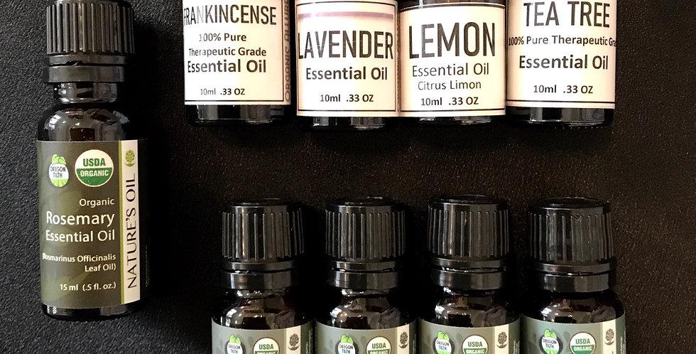 Therapeutic Grade - Essential Oil - 100% PURE