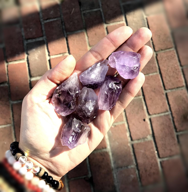 Rough Crystals/Stones