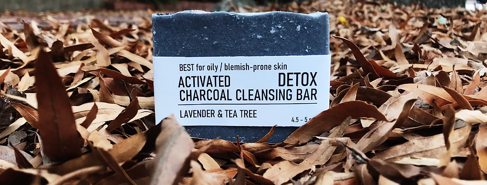 DETOX Facial Cleansing Bar