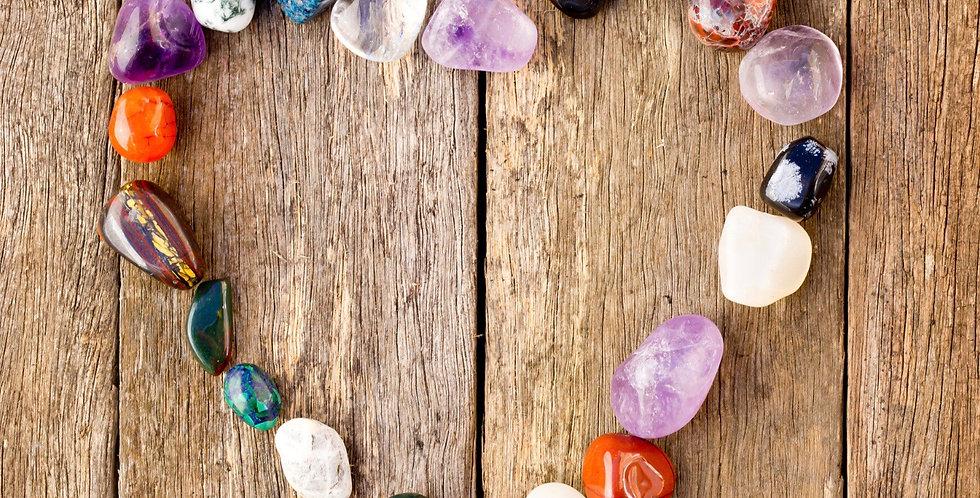 Tumbled Crystals