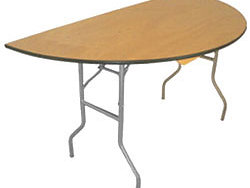 Charming HALF MOON TABLE