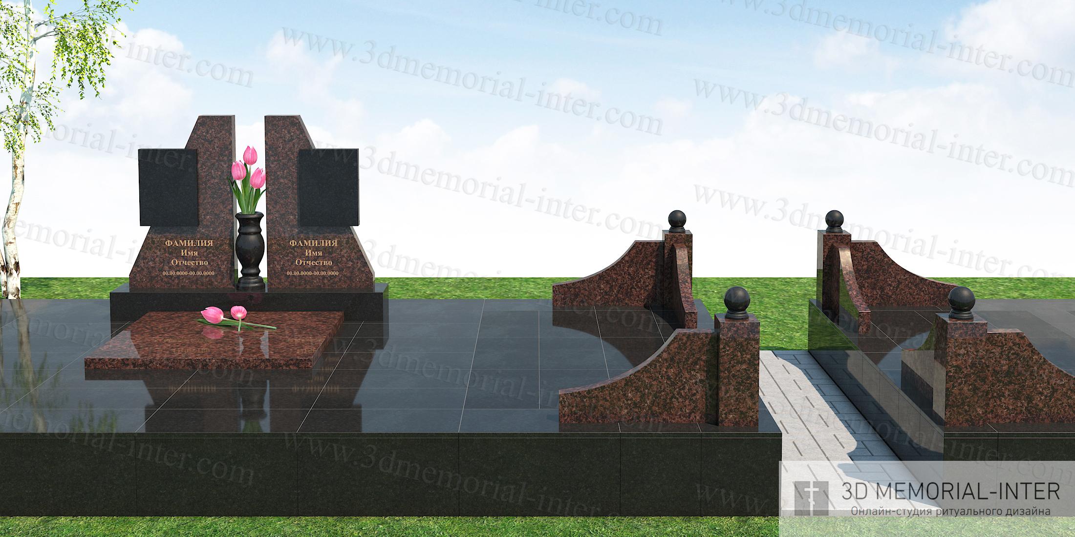 Студия 3d memorial-inter