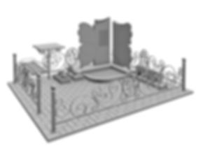 Дизайн памятников и надгробий