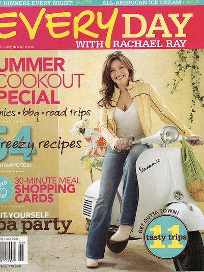 How cool is she? Globe-trotting diva is my new favorite spice girl. Nirmala Narine Everday Rachael Ray Show