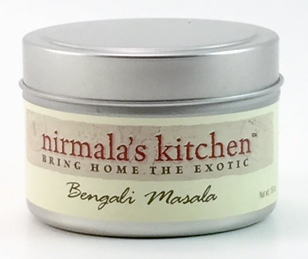 Bengali Masala, Indian Spices and Recipes Nirmalas Kitchen Global Spice Blends