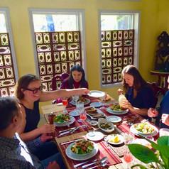 One Spice Table Barn Dinners, Nirmalas Farmstead Hudson Valley, NY